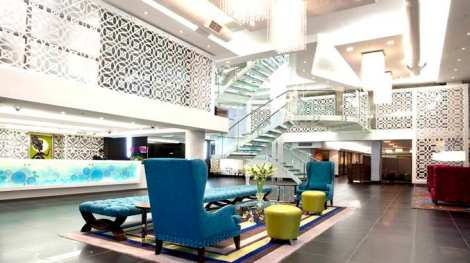 UppereastsideHotel Lobby